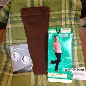 Juzo compression arm sleeve
